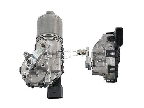 VW Windshield Wiper Motor - Genuine VW Audi 1J1955113C
