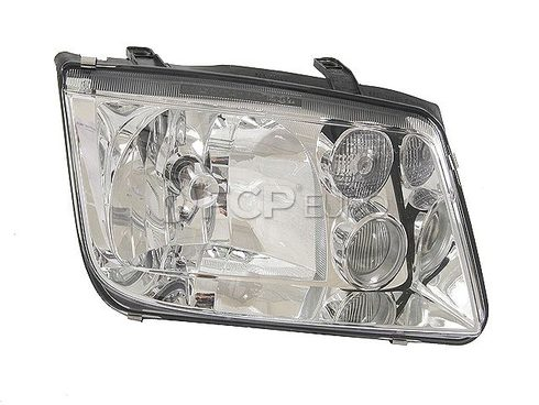 VW Headlight Right (Jetta) - Genuine VW Audi 1J5941018AH