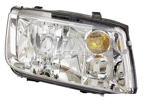 VW Headlight Right (Jetta) - Genuine VW Audi 1J5941018BJ