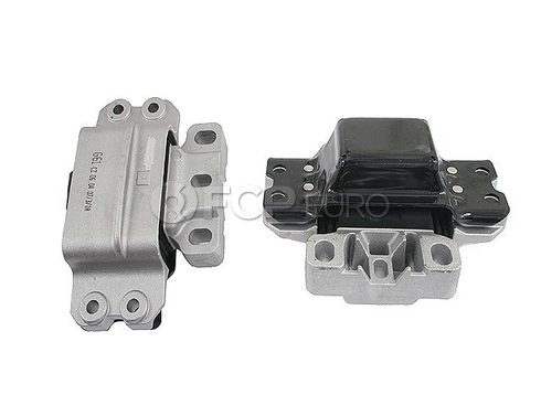 VW Manual Trans Mount - Genuine VW Audi 1K0199555M