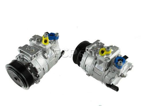VW A/C Compressor - Genuine VW Audi 1K0820859SX