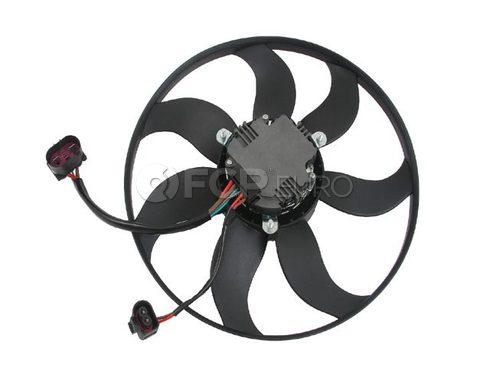 VW Engine Cooling Fan Motor Left (Jetta GTI Beetle Passat) - Genuine VW Audi 1K0959455EA