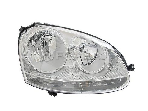 VW Headlight Right (Jetta Rabbit R32 GTI) - Genuine VW Audi 1K6941006S
