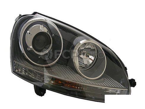 VW Headlight Right (Jetta Rabbit R32 GTI) - Genuine VW Audi 1K6941040B