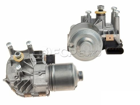 VW Windshield Wiper Motor Front - Genuine VW Audi 1Q1955119C