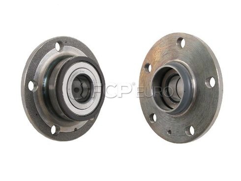 Audi VW Axle Bearing and Hub Assembly Rear - Genuine VW Audi 1T0598611B
