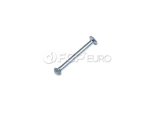 VW Drum Brake Shoe Spring Hold Down Pin Rear (EuroVan) - Genuine VW Audi 251609279