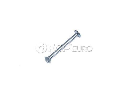 VW Drum Brake Shoe Spring Hold Down Pin Rear (EuroVan) - Genuine VW Audi 251609279