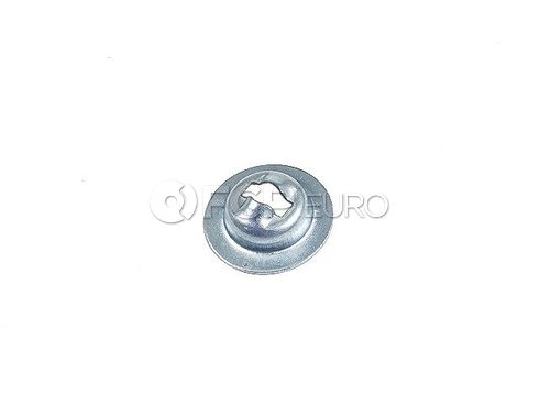 VW Drum Brake Shoe Hold Down Cup Rear (Vanagon EuroVan) - Genuine VW Audi 251609289