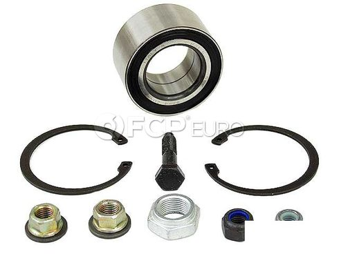 VW Wheel Bearing Front - Genuine VW Audi 357498625B
