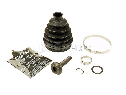 Audi VW CV Joint Boot Outer (A4 Passat) - Genuine VW Audi 3B0498203A