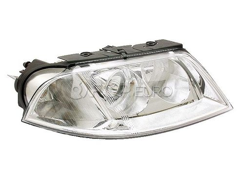 VW Headlight Right (Passat) - Genuine VW Audi 3B0941016AQ