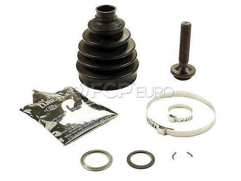 Audi VW CV Joint Boot Kit - Genuine Audi VW 4A0498203C