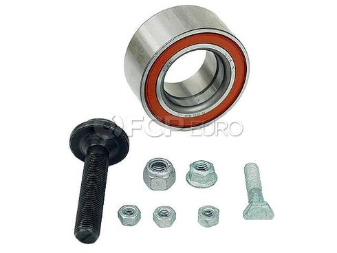 VW Audi Wheel Bearing Front - Genuine VW Audi 4A0498625