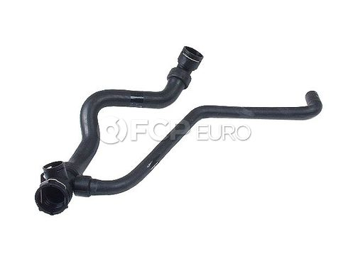 Audi VW Radiator Coolant Hose Lower (A4 Passat) - Genuine VW Audi 4B0121055J