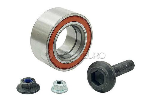 Audi Wheel Bearing Front - Genuine VW Audi 4B0498625A