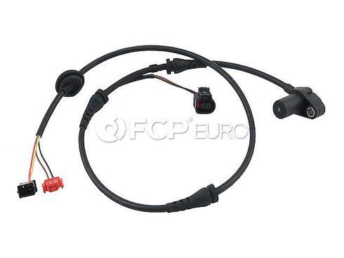 Audi VW ABS Wheel Speed Sensor Front Left - Genuine VW Audi 4B0927803B