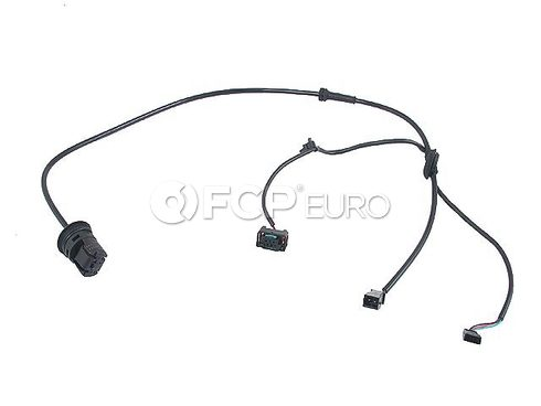 Audi ABS Wheel Speed Sensor Rear Left (A6) - Genuine VW Audi 4B0927807L