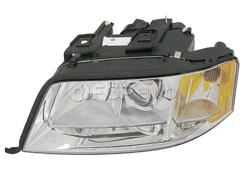 Audi Headlight Left (A6 A6 Quattro) - Genuine VW Audi 4B0941003AT