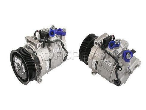 Audi VW A/C Compressor (Phaeton) - Genuine VW Audi 4E0260805F