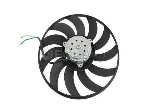 Audi Engine Cooling Fan Motor Left (A6 Quattro A6) - Genuine VW Audi 4F0959455