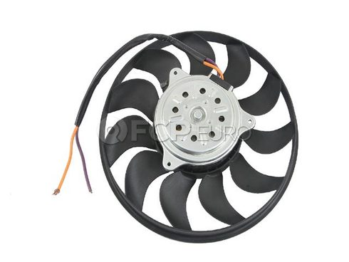 Audi Engine Cooling Fan Motor Right (A6 Quattro A6) - Genuine VW Audi 4F0959455A