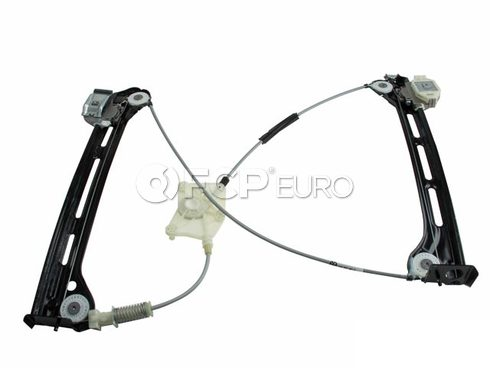 VW Window Regulator Front Left (Beetle) - Genuine VW Audi 5C5837461B