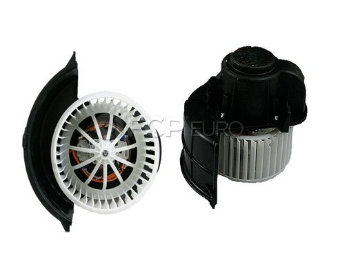 VW Audi HVAC Blower Motor Assembly (Touareg) - Genuine VW Audi 7L0820021Q