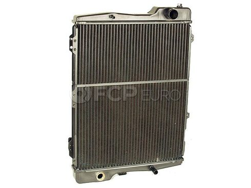 Audi Radiator (80 90 Coupe Quattro) - Genuine VW Audi 893121251G