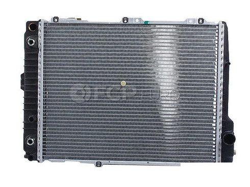 Audi Radiator (80 90) - Genuine VW Audi 893121251N