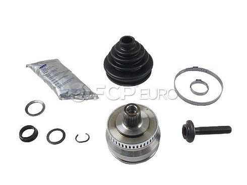 Audi VW CV Joint Kit Front Left Outer (A4 A4 Quattro) - Genuine VW Audi 8D0498099B