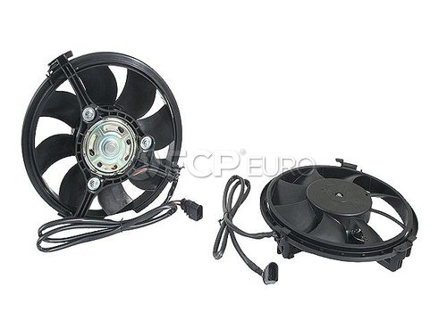 Audi VW Engine Cooling Fan Motor - Genuine VW Audi 8D0959455R