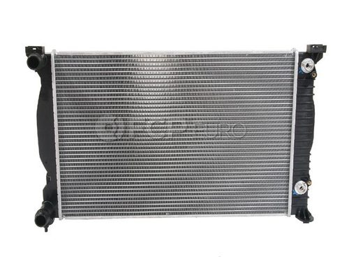 Audi Radiator (A4) - Genuine VW Audi 8E0121251AP