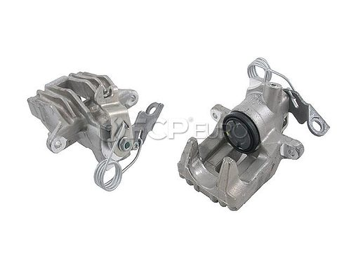 Audi VW Disc Brake Caliper Rear Left (Passat) - Genuine VW Audi 8E0615423