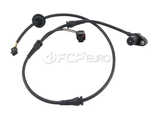 Audi ABS Wheel Speed Sensor Front Left (S4 A4 Quattro A4 RS4) - Genuine VW Audi 8E0927803B