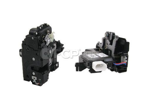 Audi Porsche Door Lock Actuator Motor Front Left (TT Quattro TT) - Genuine VW Audi 8N1837015C