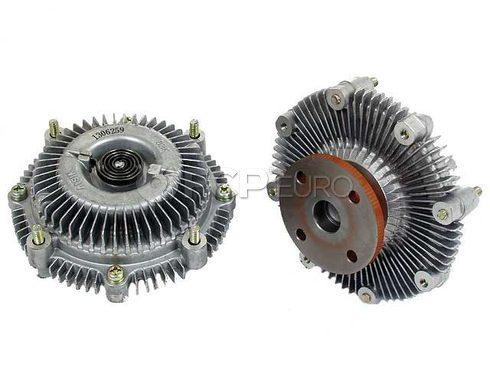 Volvo Engine Cooling Fan Clutch (240 244 740 940) - Genuine Volvo 1306259
