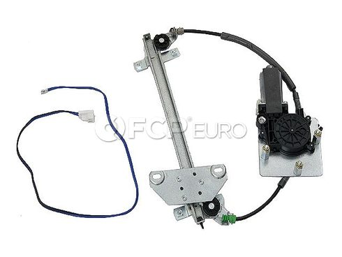 Volvo Power Window Motor Rear Right (S40 V40) - Genuine Volvo 30623453OE