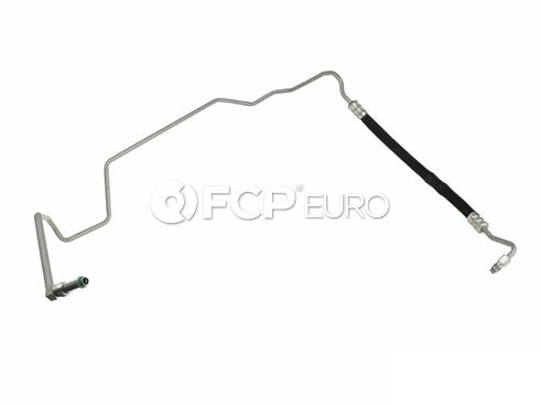 Volvo Power Steering Pressure Hose - Genuine Volvo 30665729