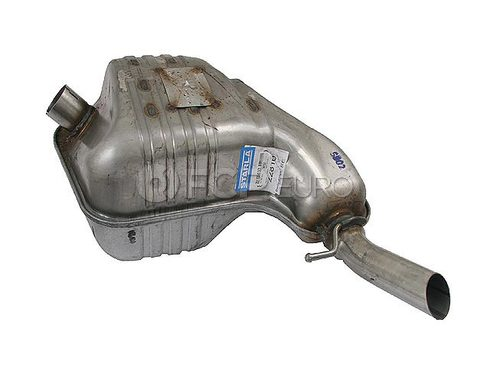 Volvo Exhaust Muffler Rear (V70) - Genuine Volvo 30672327