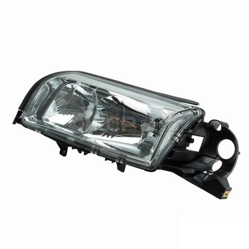 Volvo Headlight Left (S80) - Genuine Volvo 30744491OE