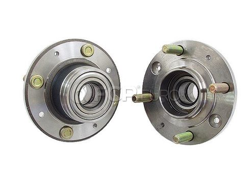 Volvo Axle Bearing and Hub Assembly Rear (S40 V40) - Genuine Volvo 30889072OE