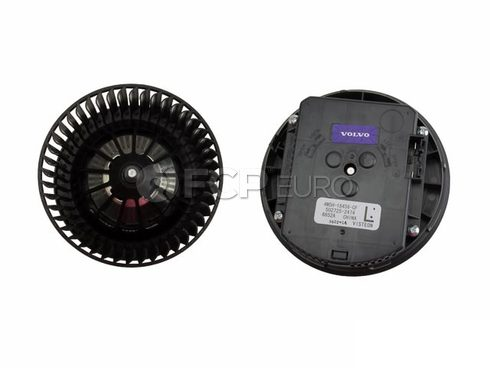 Volvo HVAC Blower Motor (S40 V50 C70 C30) - Genuine Volvo 31390437
