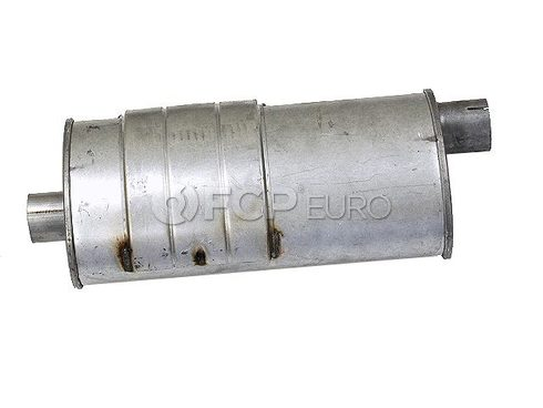 Volvo Exhaust Muffler Rear (740 760 940) - Genuine Volvo 3531672