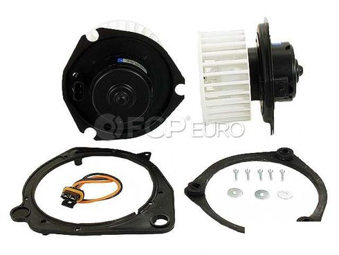 Volvo HVAC Blower Motor (940 960 S90 V90) - Genuine Volvo 30676870