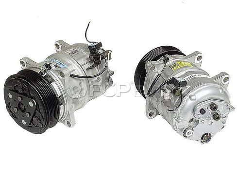 Volvo A/C Compressor (850 C70 V70) - Genuine Volvo 8601533OE