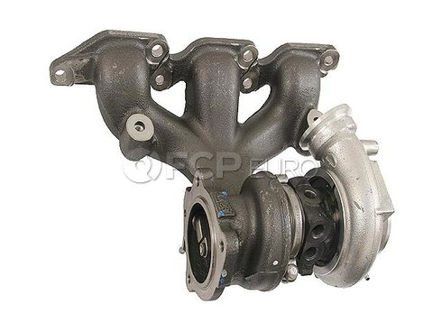 Volvo Turbocharger (S80) - Genuine Volvo 8602932OE