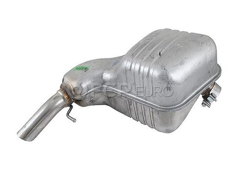 Volvo Muffler Assembly Rear - Genuine Volvo 8638532