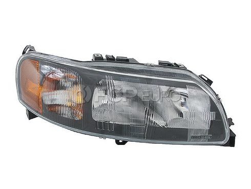 Volvo Headlight Assembly Right (Halogen) - Genuine Volvo 8693564