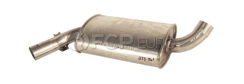 VW Exhaust Muffler (Jetta Golf) - Bosal 233-361
